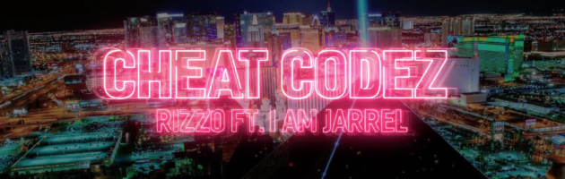 Cheat Codez Ft. I Am Jarrel (Lyric Video)